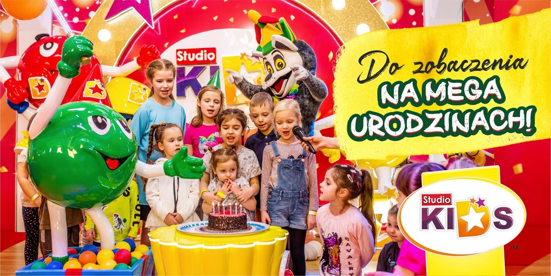Urodziny Dla Dzieci Studio Kids