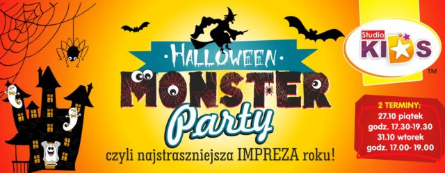 Halloween MONSTER Party :D