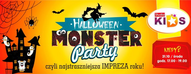 Halloween MONSTER Party :)