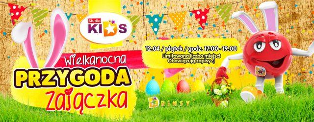 Wielkanocna PRZYGODA Zajączka – 12 kwietnia 2019 :)
