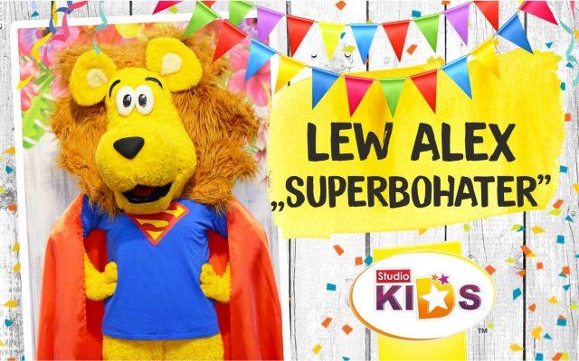 Lew Alex 'Superbohater'