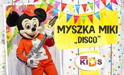 Myszka Miki 'Disco'