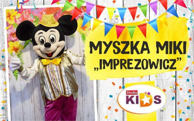 Myszka Miki 'Imprezowicz'