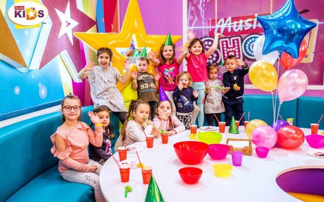 URODZINOWE Mega Party