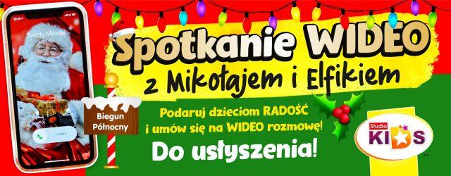 Wideo Spotkanie z Mikołajem :)